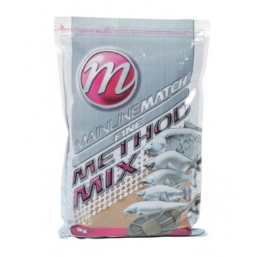 Mainline Match Fine Method Mix 1kg