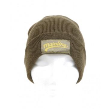 Mainline Green Beanie Hat