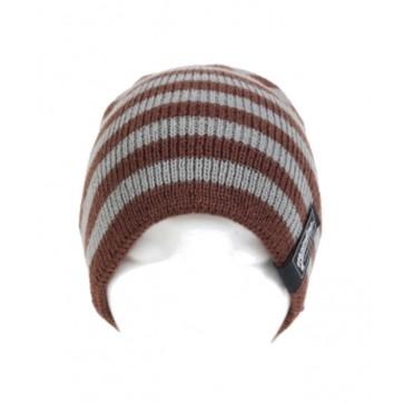 Mainline Striped Beanie Hat