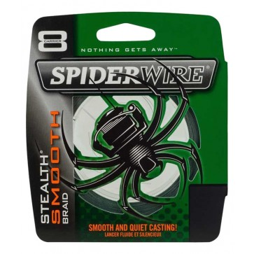 Spiderwire Stealth Smooth 8 Moss Green 240m 0.40mm