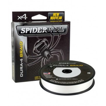 Spiderwire Dura 4 Translucent 300m
