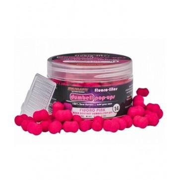 Starbaits Fluorolite Dumbells 60g Pink 14mm