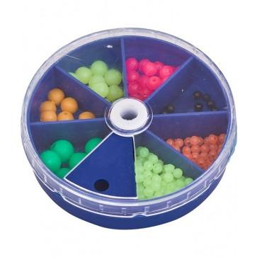 Sensas Assorted Bead Dispenser Box