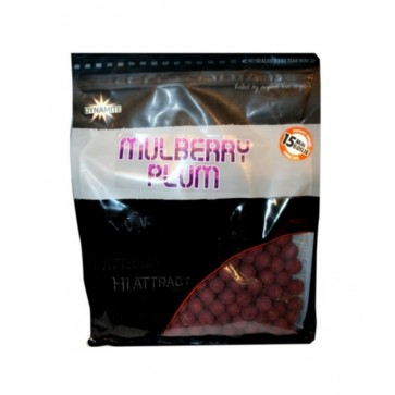 Dynamite Baits Boile Mulberry Plum Hi-Attract 1kg
