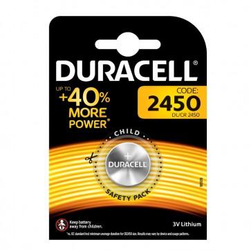 Baterija Duracell Electronic CR2450 / DL2450 1kom