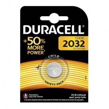 Baterija Duracell Electronic CR2032 / DL2032 1kom