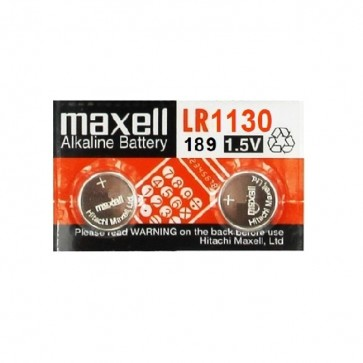 Baterija Maxell Cell Alkaline LR1130 2 kom