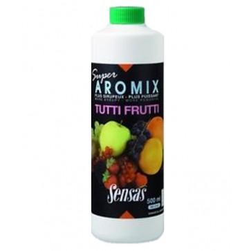 Sensas Aromix Syrup 500ml Tutti Frutti