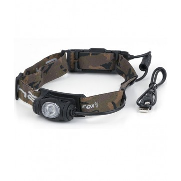 Fox Halo Headtorch AL350C