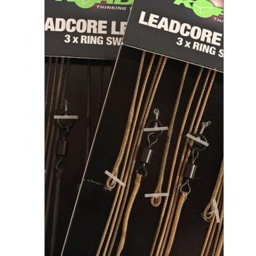 Korda Leadcore Leader Ring Swivel