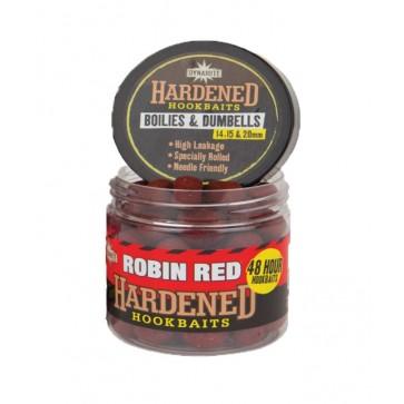 Dynamite Baits Boile Robin Red Hardened Hook Baits 14mm Dumbells