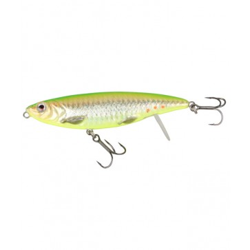 Savage Gear 3D Backlip Herring 100 10cm 20g Green Flash
