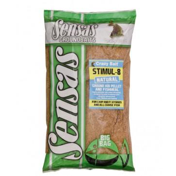 Sensas Big Bag Stimul 8 Green 2kg