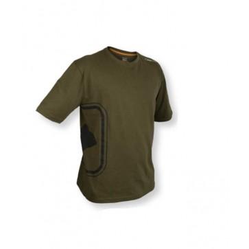 Prologic Road Sign T-Shirt Olive Green