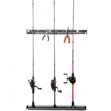 Iron Claw Wall Rod+Tool Organizer