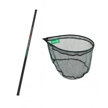 Sensas Crotale Landing Net Handle + Head