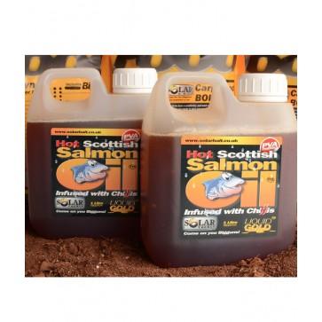 Solar Chilli Salmon Oil 1L