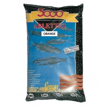 Sensas 3000 Ablettes Orange 1kg