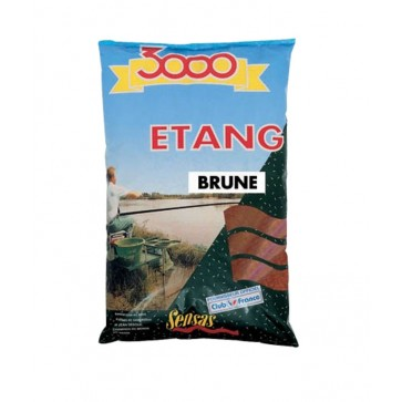 Sensas 3000 Brown Lake 1kg