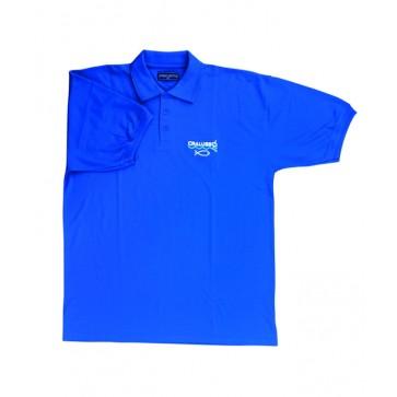Cralusso  Shirt Royal Blue Size M
