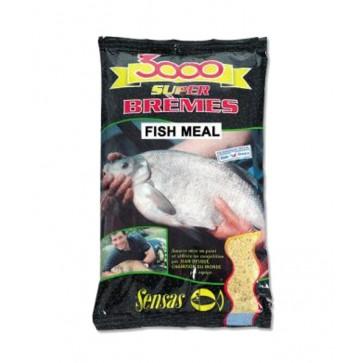 Sensas 3000 Super Bream With Fishmeal 1kg