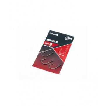Nash Pinpoint Brute Micro Barberd Hooks
