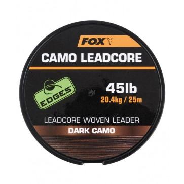 Fox Dark Camo Leadcore 45lb