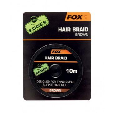 Fox Edges Hair Braid 10m