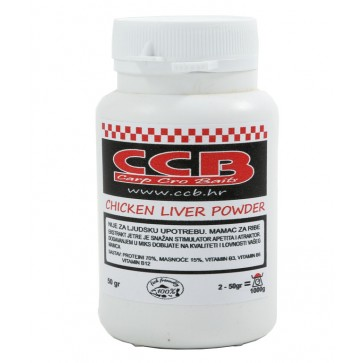 CCB Chicken Liver Powder 50g