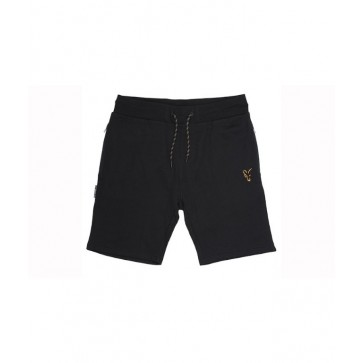 Fox Collection Black / Orange LW Jogger Shorts