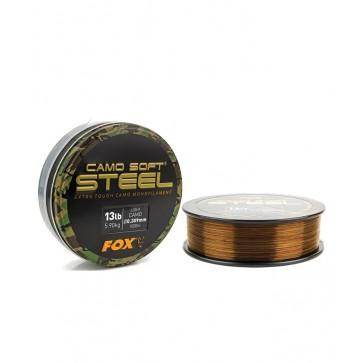 Fox Edges Camo Soft Steel - Light