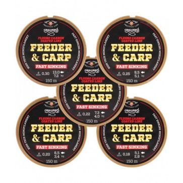 Cralusso Feeder & Carp Fishing Line 300m