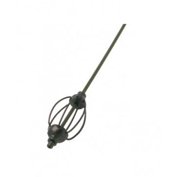 Cralusso Ribbed Feeding Basket Anti Tangle Tube 2pcs/bag