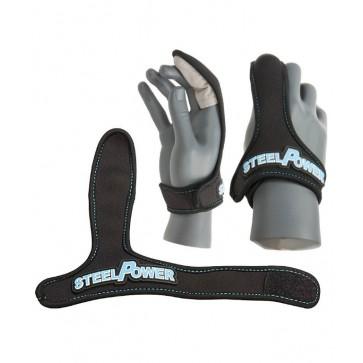 Dam Steelpower  Blue Casting Glove