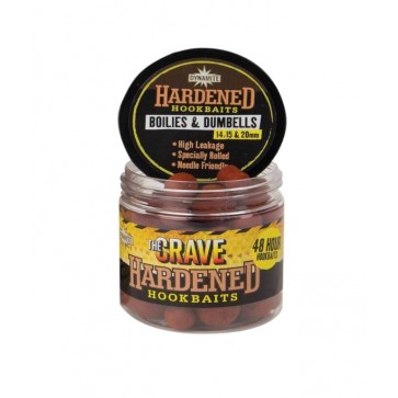 Dynamite Baits Crave Hardened Hook Baits 14mm Dumbells 15/20mm