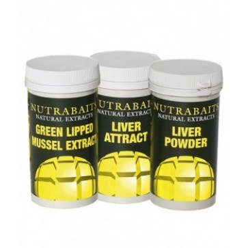 Nutrabaits Natural Extract Liver Attract 50 g