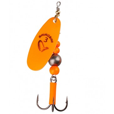 Savage Gear Spinner Fluo Orange