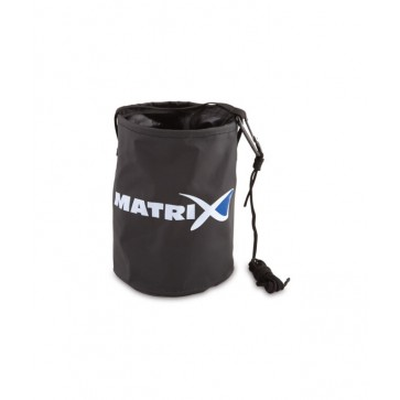 Matrix Collapsible Water Bucket - inc. Drop Cord & Clip