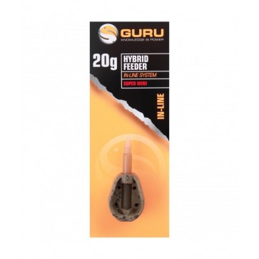 Guru Extra Distance Hybrid Feeder Super Mini