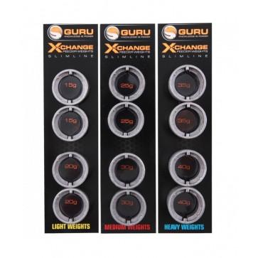 Guru Slimline X-Change Feeder Spare Weight