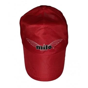 Milo Summer Cap Red
