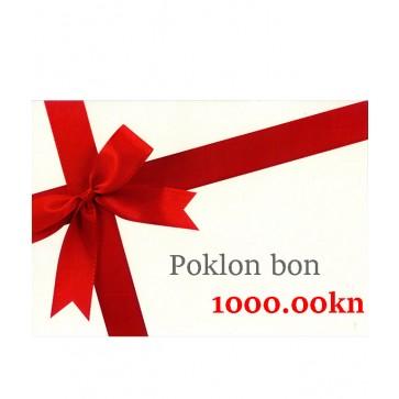 Poklon Bon 1000.00kn