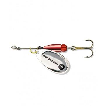 Cormoran Bullet Silver