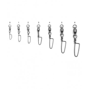 Eagle Claw Ball Bearing Swivels