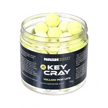 Nash Key Cray Pop Ups Yellow