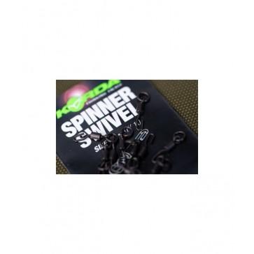 Korda Spinner Swivel Sz 11 (12pcs)