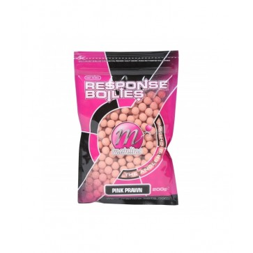 Mainline Shelf Life Boilies Pink Prawn 10mm 200g