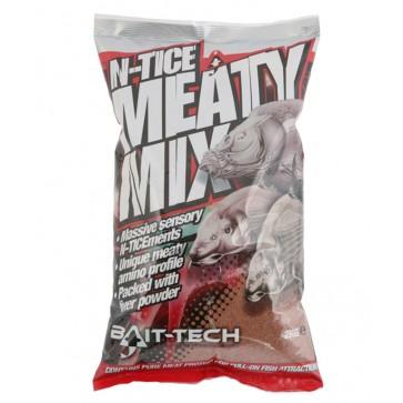 Bait Tech N-Tice Meaty Mix Groundbait 1kg