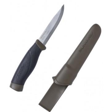 Moraknife Companion Heavy Duty Military Green