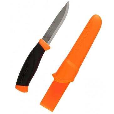 Morakniv Companion Serrated Knife